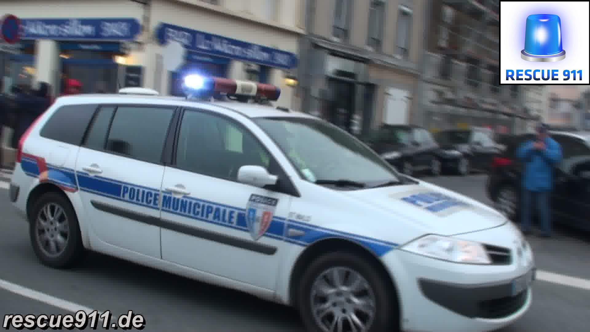 Police Nationale + Police Municipale Saint-Malo (compilation) (stream)