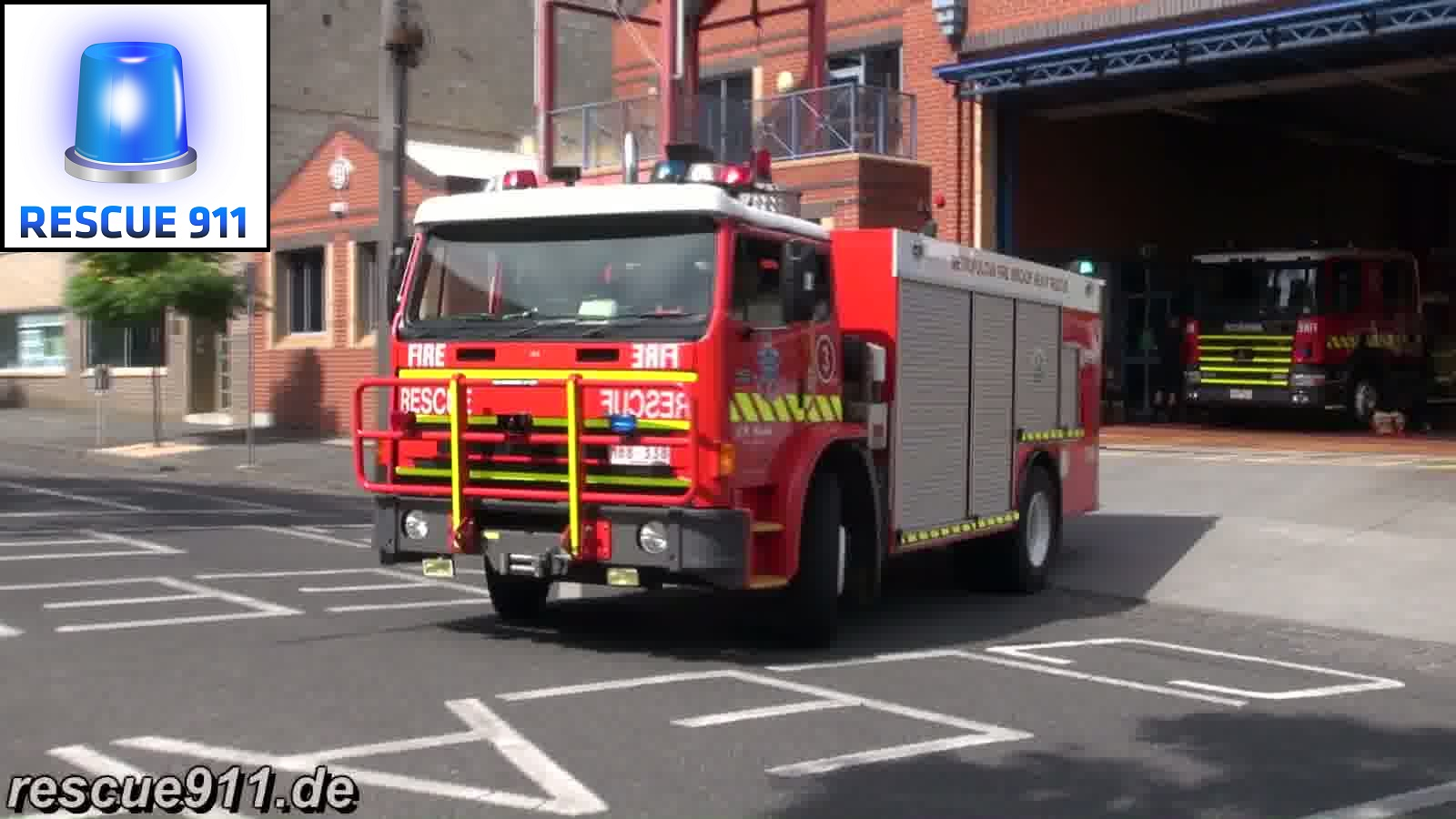 Heavy Rescue 3 Metropolitan Fire Brigade (stream)