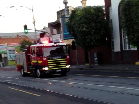 Engine 4 MFB Melbourne
