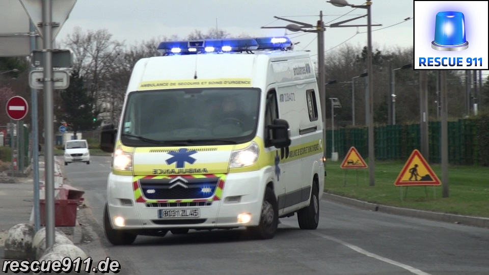 ASSU Ambulances Privées Région Orléans (compilation) (stream)