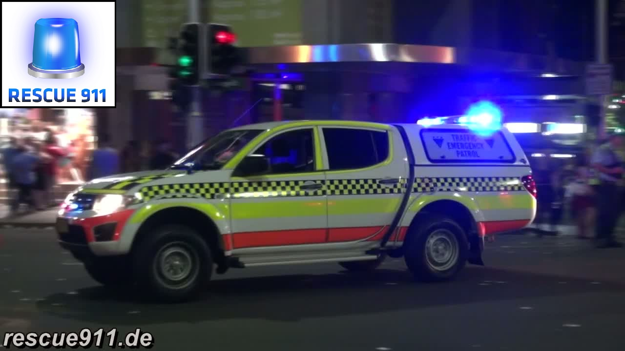 Emergency Services Sydney (collection) (stream)