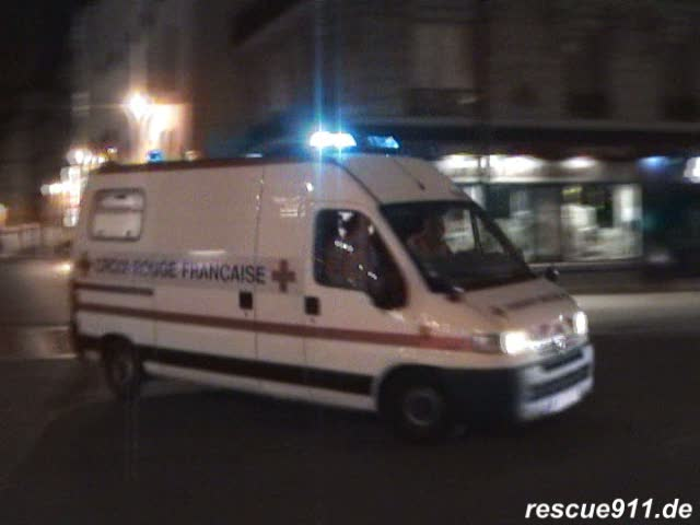 VPSP CRF Paris + Police Nationale (stream)