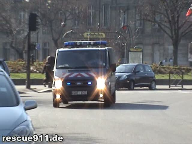 Gendarmerie Nationale Paris (stream)