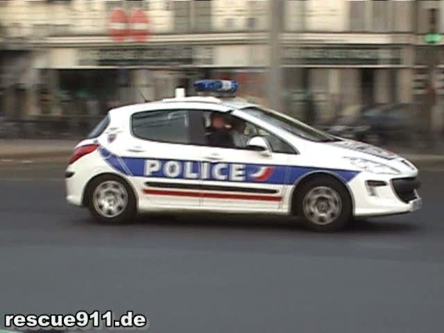 Police Nationale Paris (compilation) (stream)