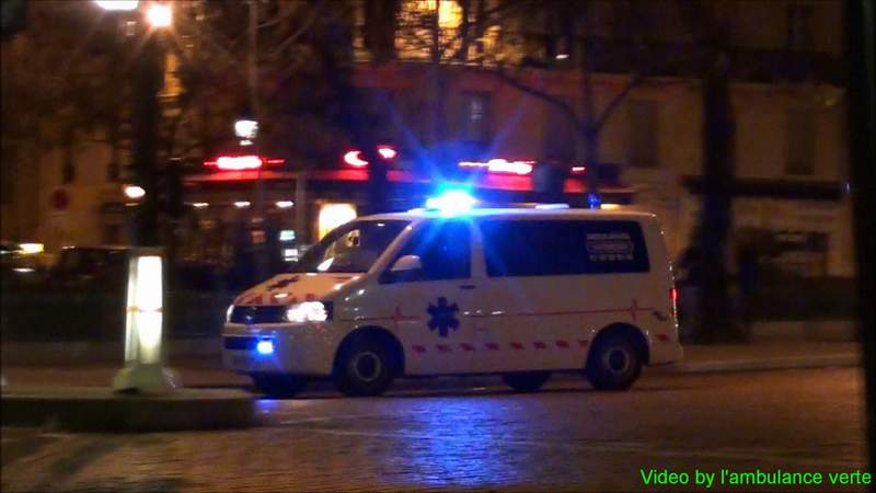 2x Ambulances privées