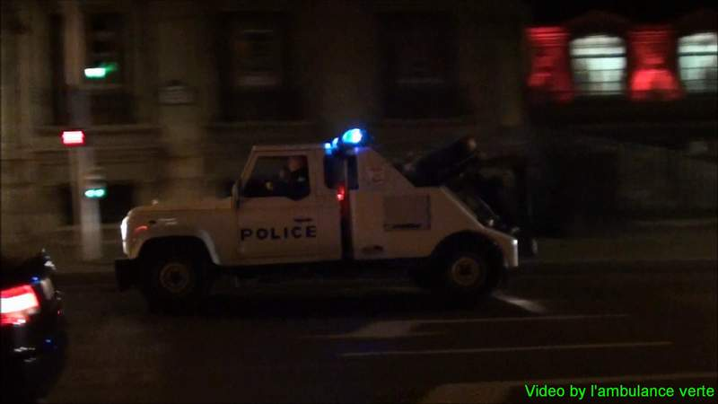D�panneuse Police Nationale