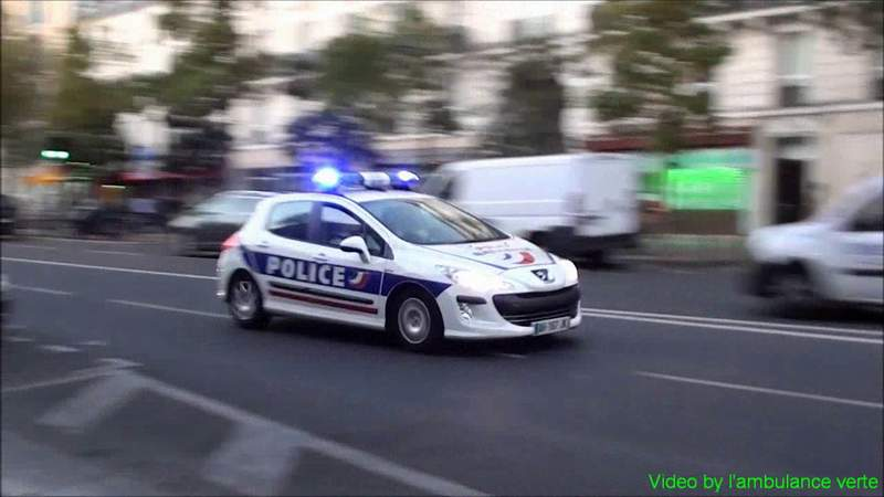 Police Nationale Paris (compilation)
