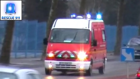Ambulance + Police + Pompiers + SMUR Metz (collection) (stream)