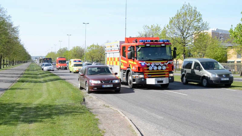 Fire & Rescue + Ambulance Halmstad