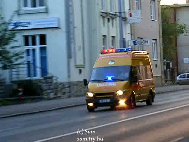 Premature Ambulance Pécs