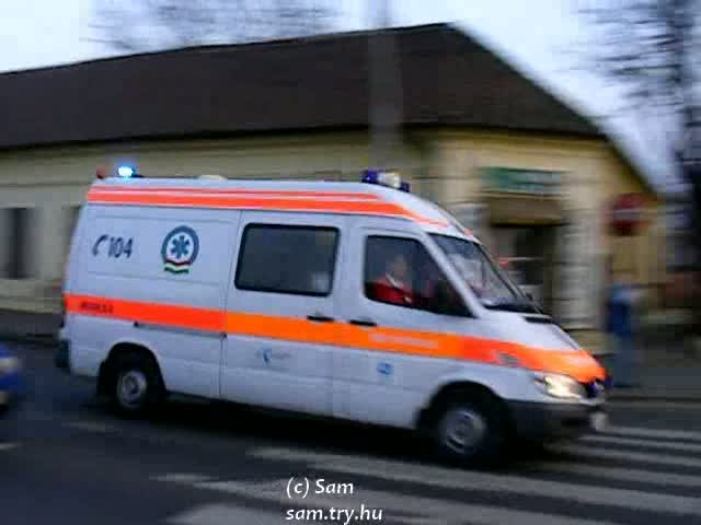 Ambulance Komló