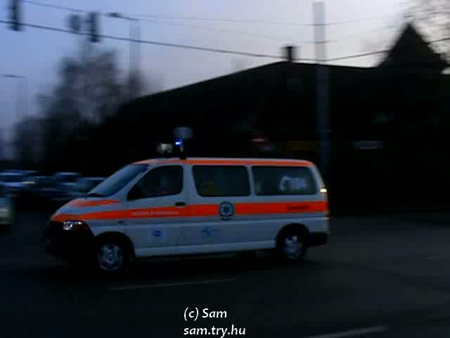 Ambulance Pécs