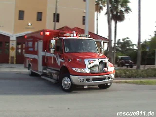 Rescue 8 Fort Lauderdale Fire-Rescue (stream)