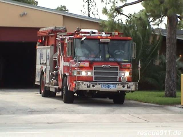 Engine 46 Fort Lauderdale Fire-Rescue (stream)
