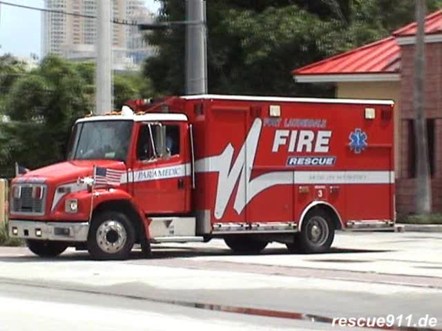 Rescue 2 Fort Lauderdale Fire-Rescue (stream)