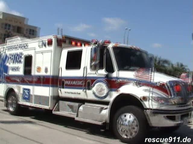 Rescue 75 Deerfield Beach Fire-Rescue (stream)