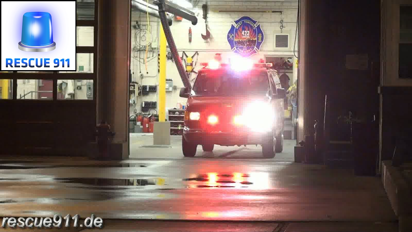 Car 42 Toronto Fire Services (stream)