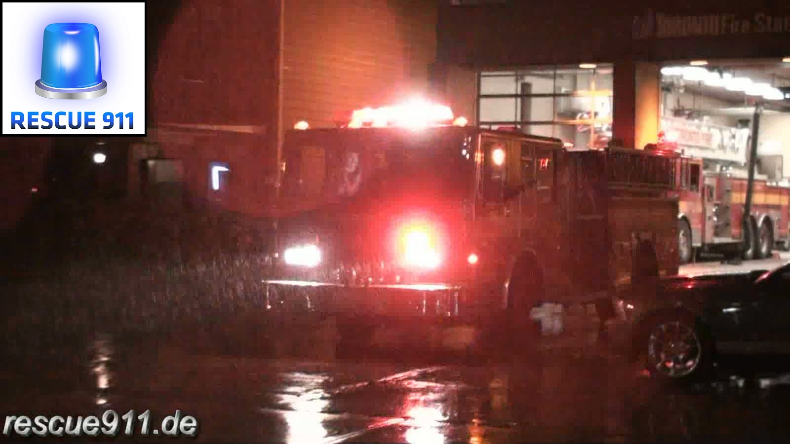 Pump 315 Toronto Fire Services (stream)