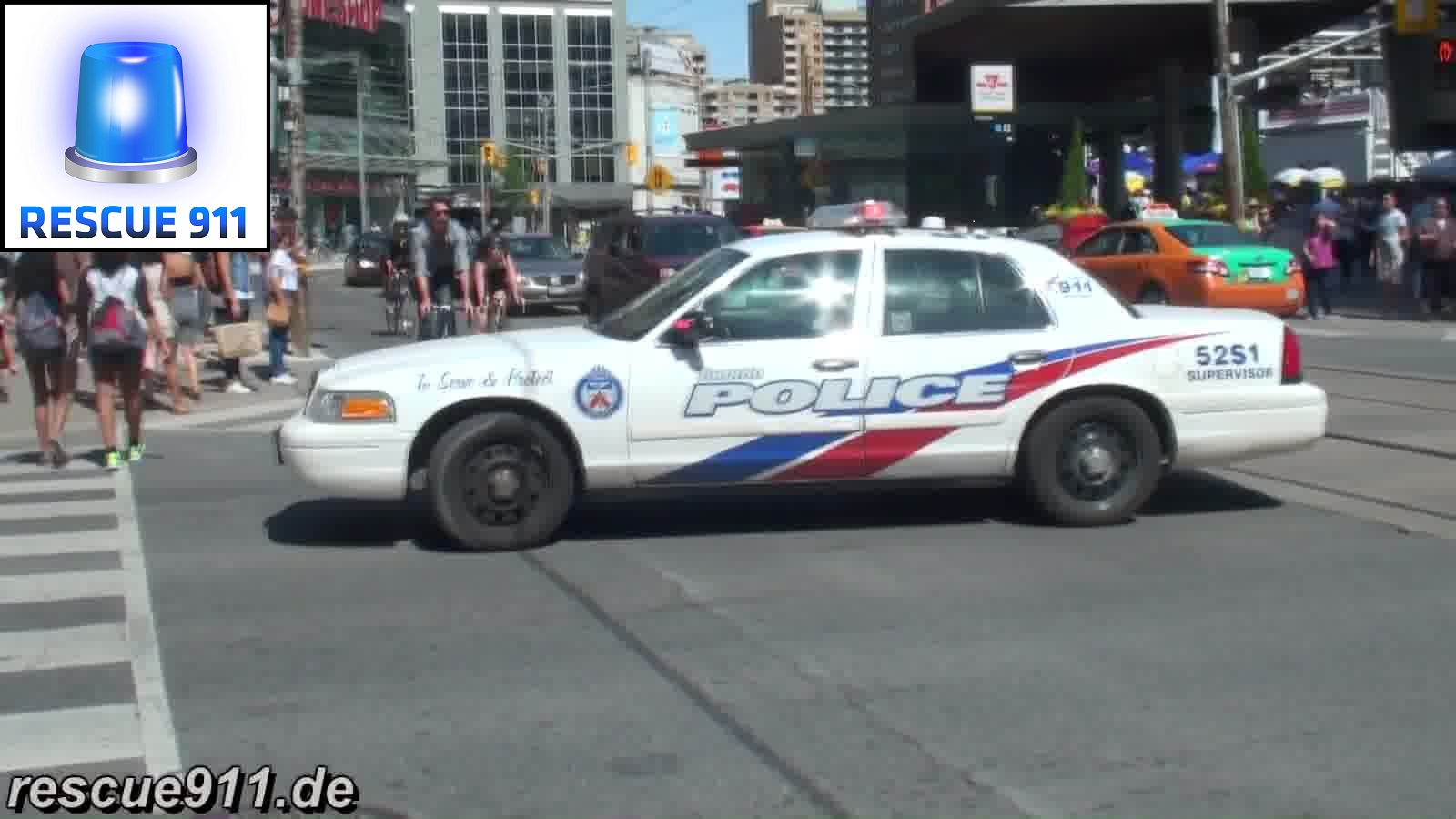 Toronto Emergency Services (collection) (stream)