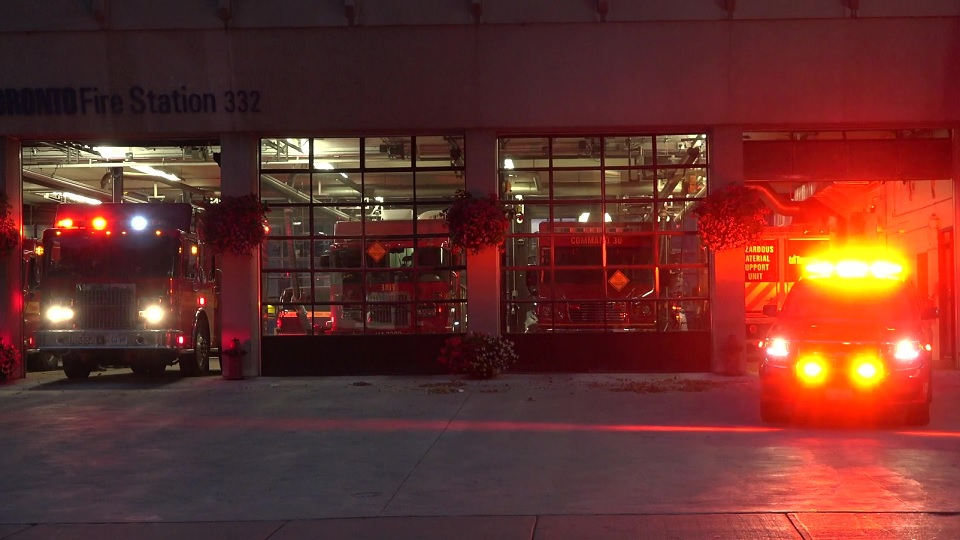 High Rise 332 + Chief 33 Toronto Fire Services (stream)