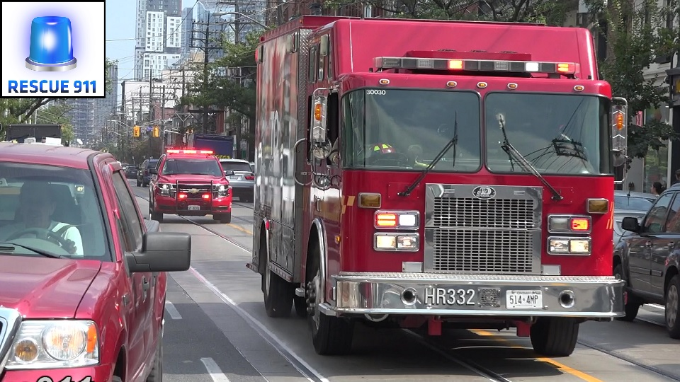 Toronto Fire Services (collection) (stream)