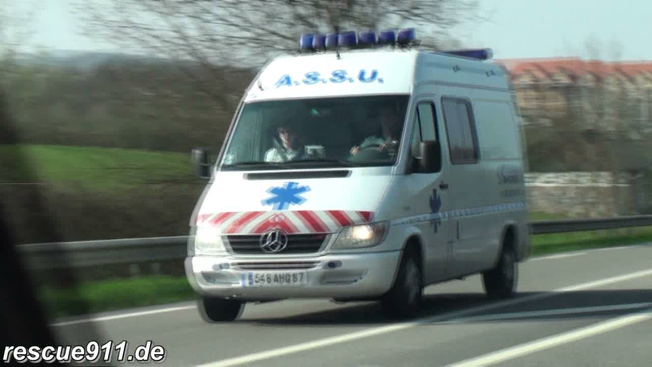 ASSU Ambulances Seemann Saverne (stream)