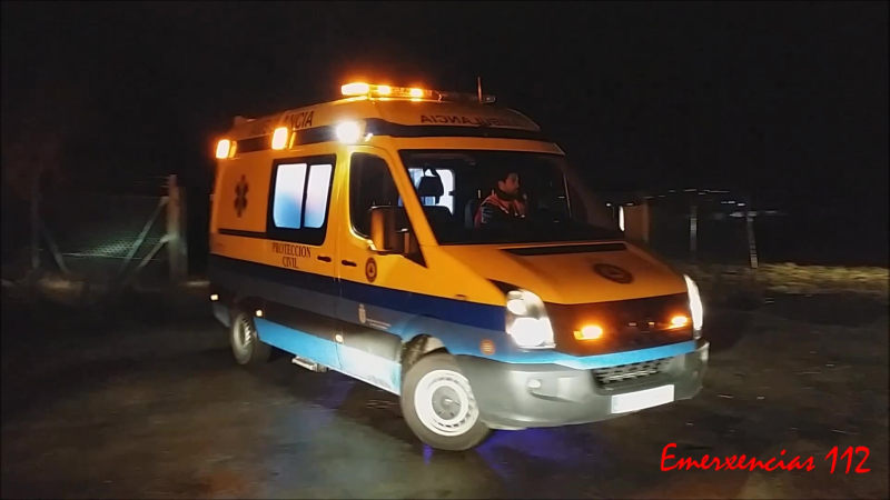 Ambulancia Protección Civil Coruña (collection)