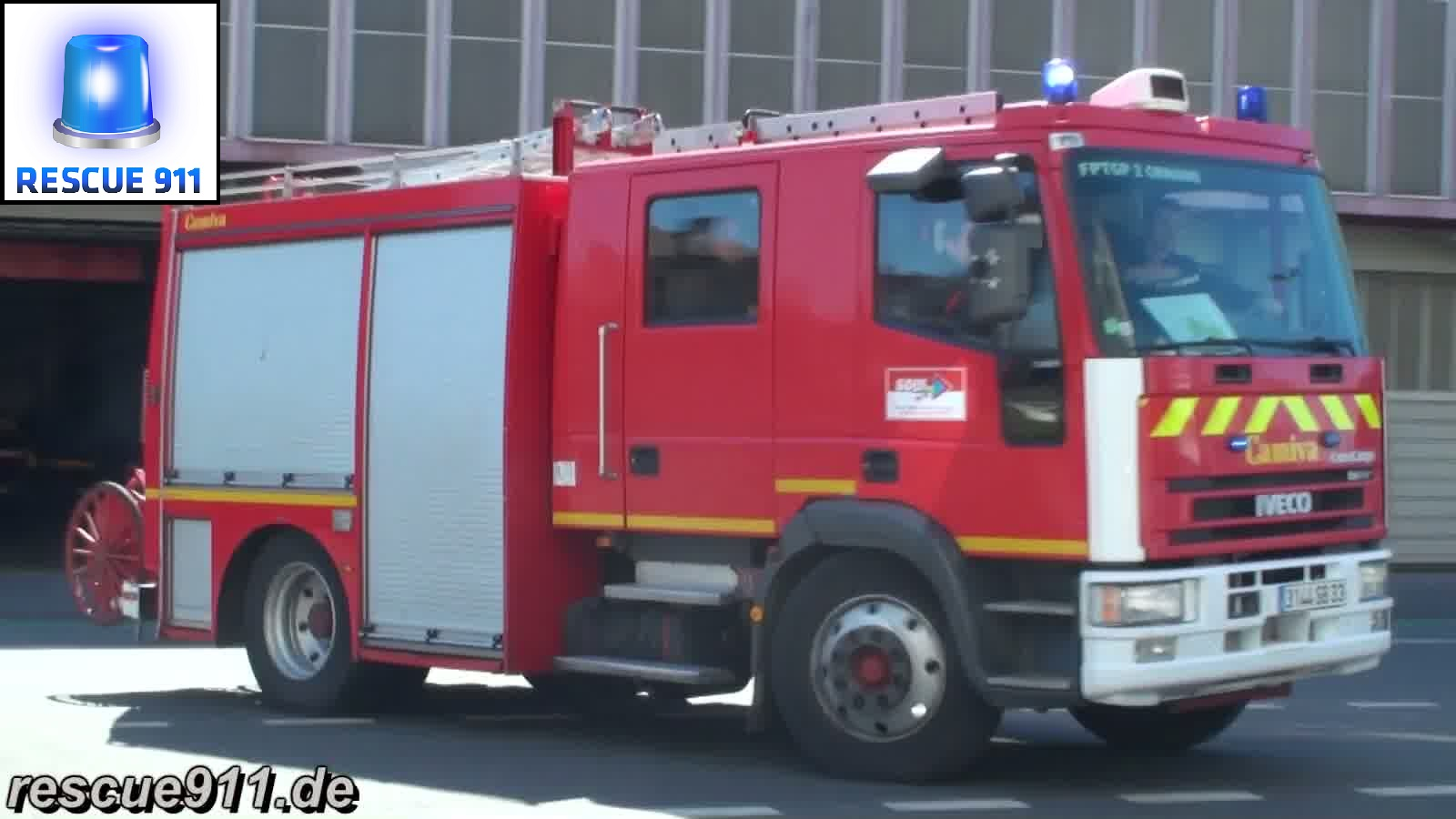 Sapeurs Pompiers de Bordeaux Ornano (collection) (stream)
