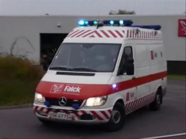 Ambulance 3610 Falck