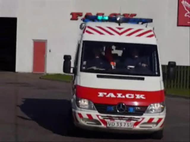 Ambulance 3606 Falck