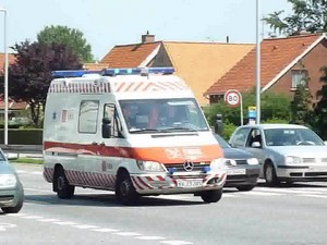 Ambulance 3613 Falck