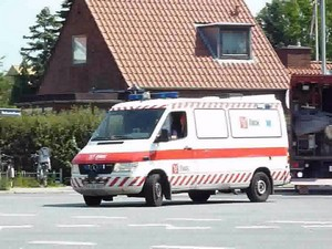 Ambulance 3602 Falck