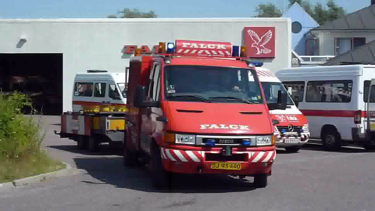 Rescue vehicle 7697 Hvidovre