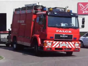 Rescue 8602 + Heavy truck 7610 Hvidovre
