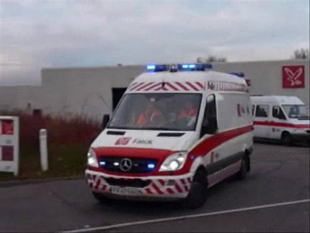 Ambulance 3605 Falck