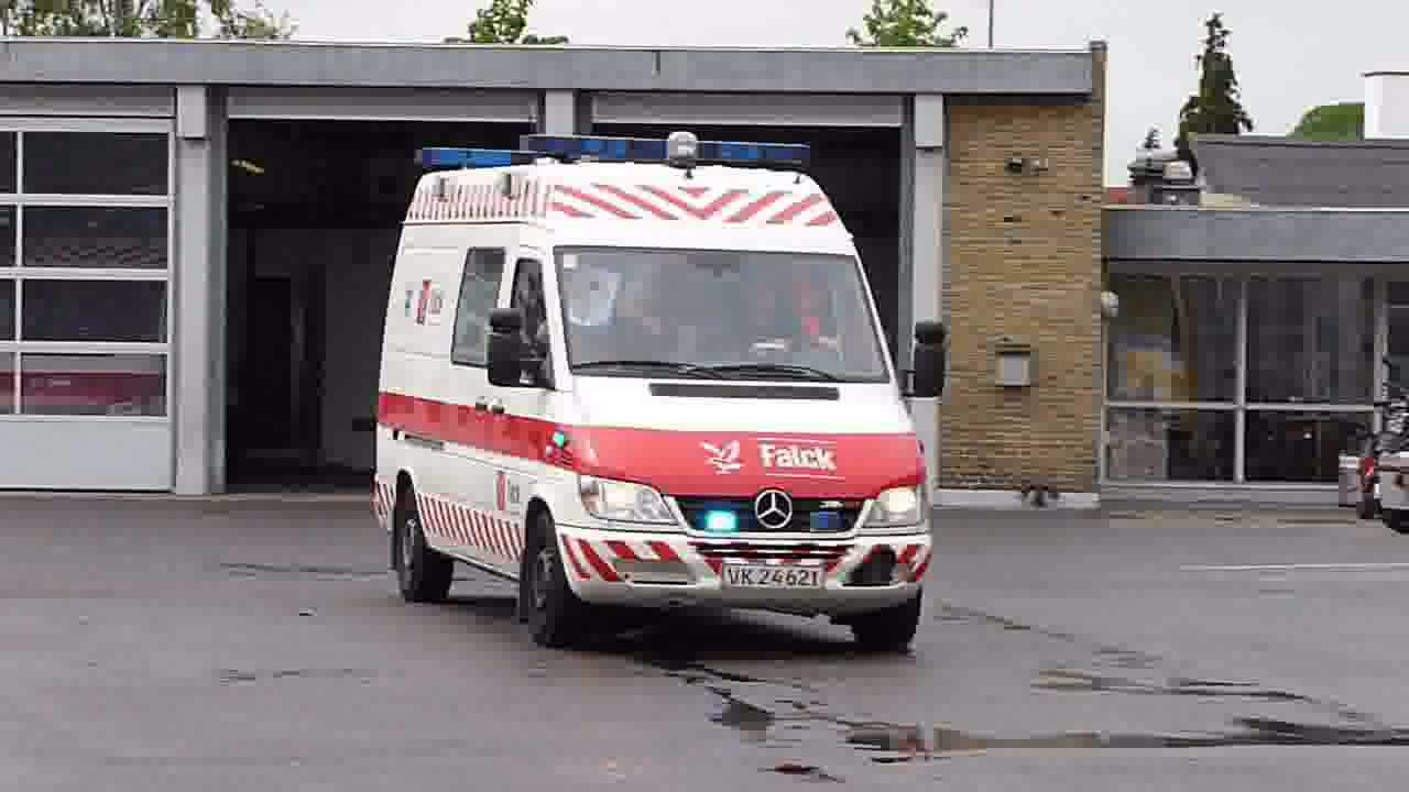 Ambulance 3690 Falck