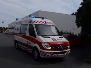Ambulance 3710 Falck