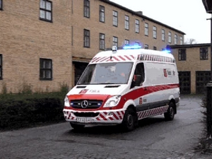 Ambulance 3662 Falck