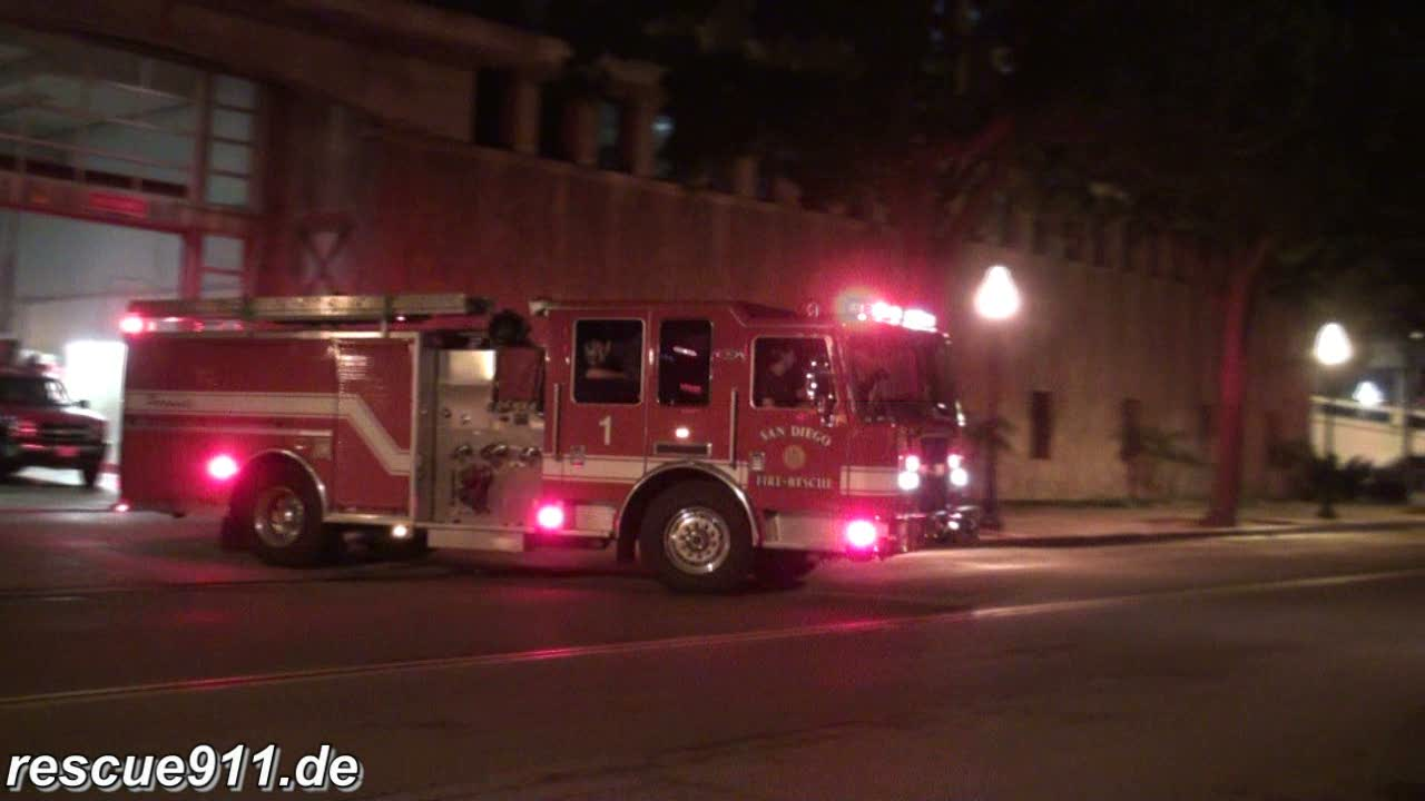Engine 1 SDFD (stream)
