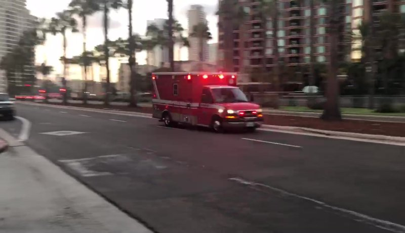 Ambulance Rural/Metro San Diego