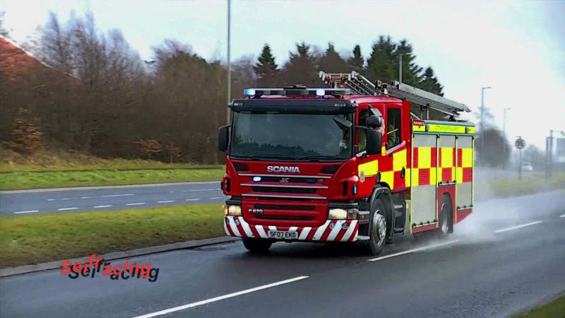 Emergency Vehicles East Kilbride (collection)
