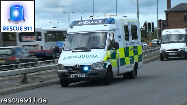 Scottish Ambulance Service Glasgow (collection) (stream)