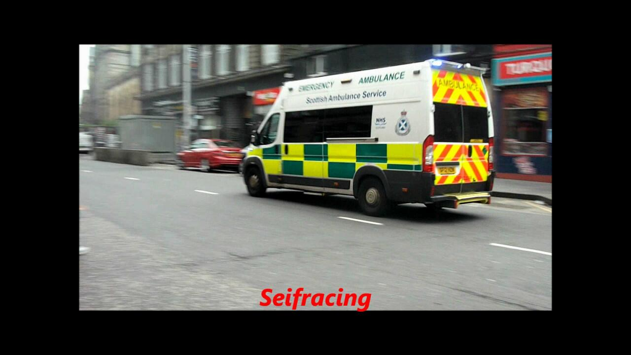 Scottish Ambulance Service Glasgow