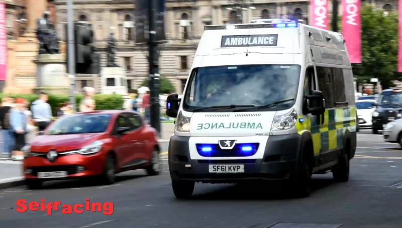 Scottish Ambulance Services Glasgow (compilation )