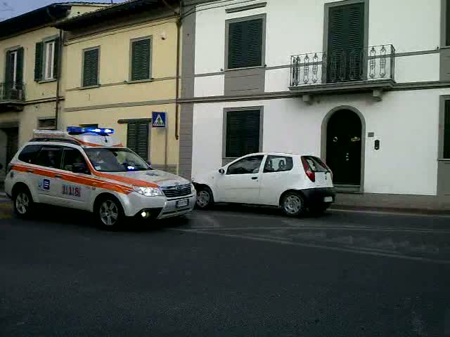 Response Car FI Scandicci