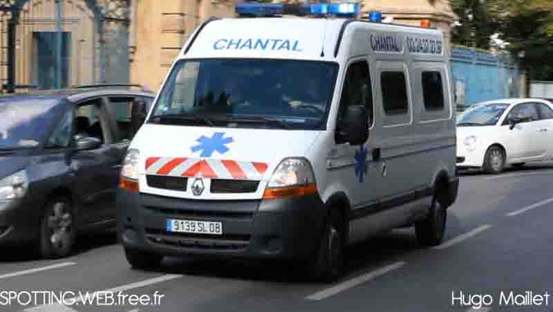 3x ASSU Ambulances privées