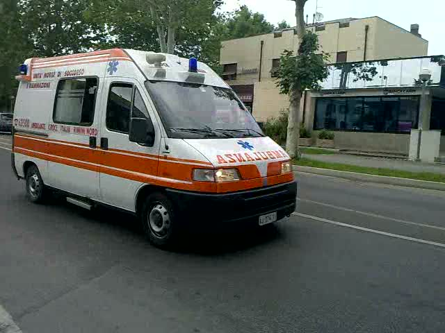 Ambulanza Rimini