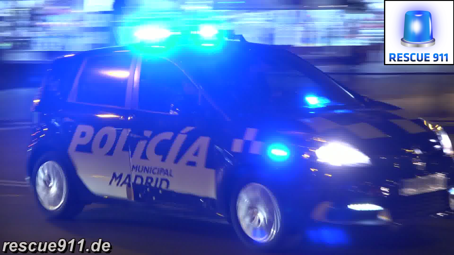 Policía Municipal Madrid (collection) (stream)