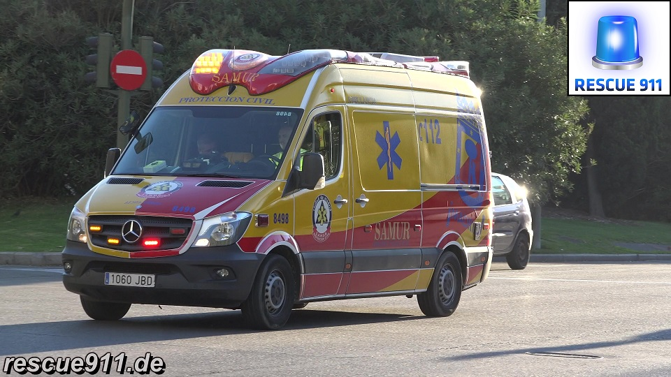 Servicios de Emergencias Médicas Madrid (collection) (stream)