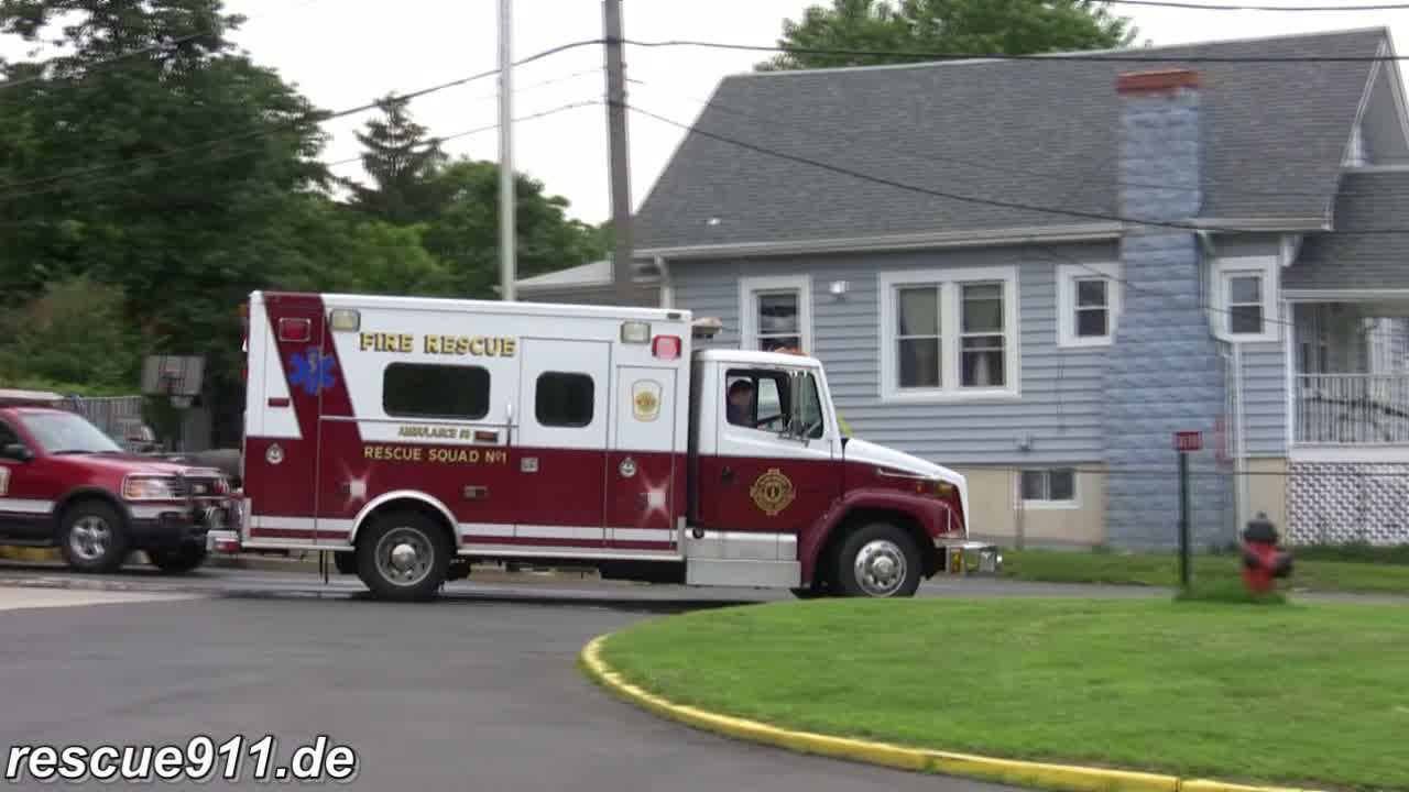 Ambulance 809 BVFD/PGFD (stream)